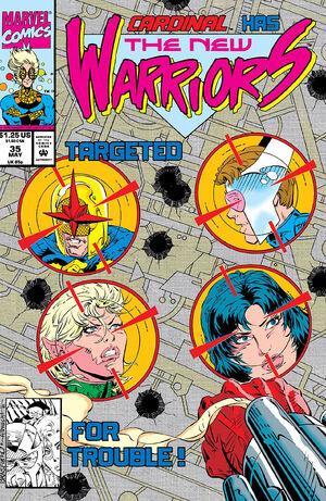New Warriors Vol 1 35