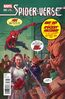 Spider-Verse Vol 1 1 Rocket Raccoon and Groot Variant