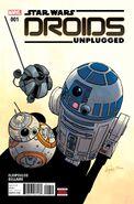 Star Wars Droids Unplugged Vol 1 1