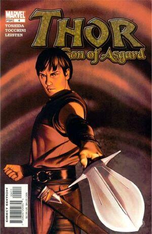 Thor Son of Asgard Vol 1 4