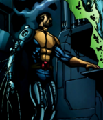 Forge (Earth-9421) from X-Factor Vol 3 24 0001