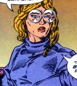 Vickie Danner (Earth-616) Spider-Man Arachnis Project Vol 1 3