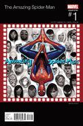 Amazing Spider-Man Vol 4 1 Hip-Hop Variant