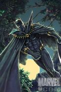 Black Panther Vol 3 48 Textless