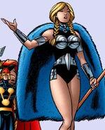 Brunnhilde (Earth-20051) Marvel Adventures Super Heroes Vol 2 8