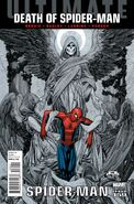 Ultimate Spider-Man Vol 1 159 Cho Variant