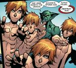 Alpha-Males (Earth-616) from Amazing Spider-Man Vol 1 693 001