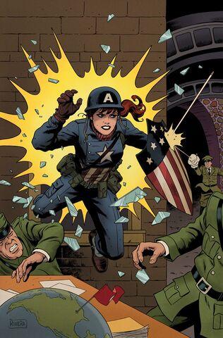 File:Captain America Steve Rogers Vol 1 18 Mary Jane Variant Textless.jpg