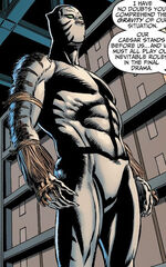 Death Tiger (Earth-616) from Avengers Earth's Mightiest Heroes Vol 2 3 001