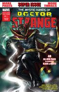 Mystic Hands of Doctor Strange Vol 1 1