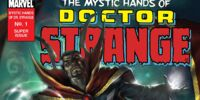 Mystic Hands of Doctor Strange Vol 1