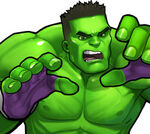 Bruce Banner (Earth-TRN562) from Marvel Avengers Academy 002