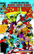 Halloween ComicFest Vol 2014 Secret Wars