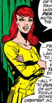 Jean Grey (Earth-616) from X-Men Vol 1 51 0002