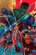 New Avengers Vol 3 23 Textless