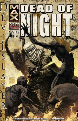 Dead of Night Featuring Devil-Slayer Vol 1 4