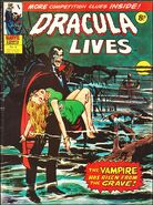 Dracula Lives (UK) Vol 1 4