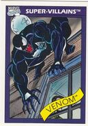 Edward Brock (Earth-616) from Marvel Universe Cards Series I 0001