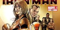 Invincible Iron Man Vol 1 500.1