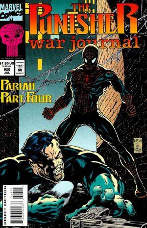 Punisher War Journal Vol 1 68