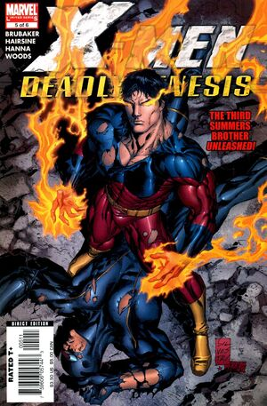 X-Men Deadly Genesis Vol 1 5