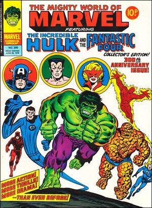 Mighty World of Marvel Vol 1 300