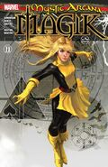 Mystic Arcana Magik Vol 1 1