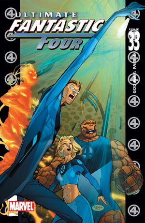 Ultimate Fantastic Four Vol 1 33