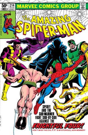 Amazing Spider-Man Vol 1 214