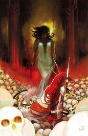 Angela Queen of Hel Vol 1 2 Textless