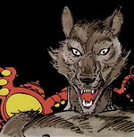Joshua Raven (Earth-691) from Marvel Graphic Novel Vol 1 7 0001