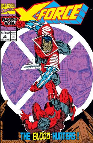 X-Force Vol 1 2
