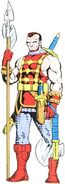 Ares (Earth-616) from Official Handbook of the Marvel Universe Vol 1 1 0002