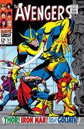 Avengers Vol 1 51