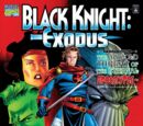 Black Knight: Exodus Vol 1 1