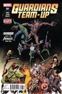 Guardians Team-Up Vol 1 1
