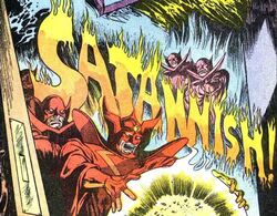 Sons of Satannish (Earth-616) from Doctor Strange Vol 1 175 001