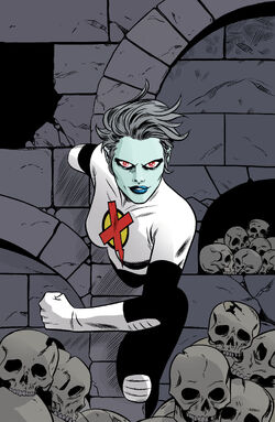 X-Statix Vol 1 12 Textless