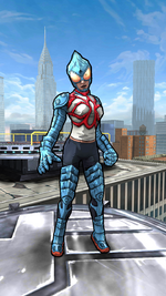 Anya Corazon (Earth-TRN552) from Spider-Man Unlimited (video game)