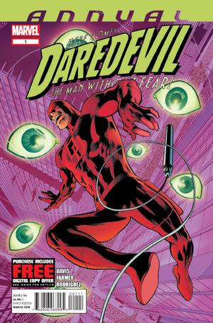Daredevil Annual Vol 3 1