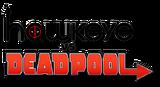 Hawkeye vs Deadpool (2014) logo