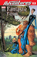 Marvel Adventures Fantastic Four Vol 1 5