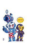 Iron Patriot Vol 1 1 Baby Variant Textless