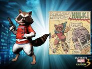 Rocket Raccoon (Earth-30847) from Marvel vs. Capcom 3 Fate of Two Worlds 0003