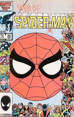 Web of Spider-Man Vol 1 20