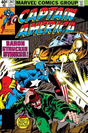 Captain America Vol 1 247