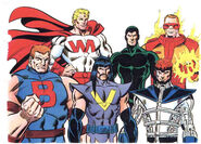 Supremacists (Earth-616) from Gamer's Handbook of the Marvel Universe Vol 5 001