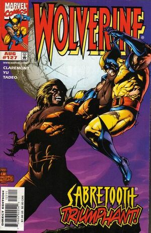 Wolverine Vol 2 127