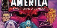Captain America: America's Avenger Vol 1