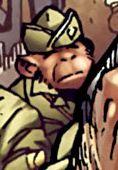 Gabriel Jones (Earth-8101) from Marvel Apes Vol 1 3 0001